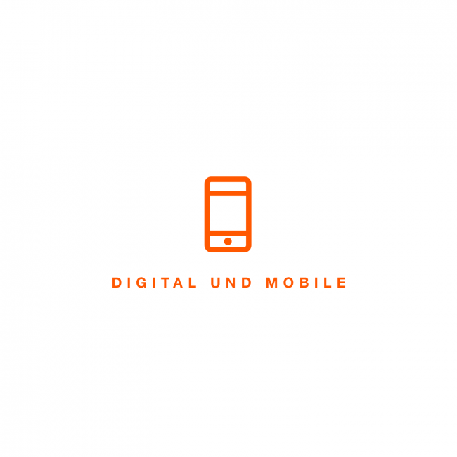 <strong>Digital und Mobile</strong>